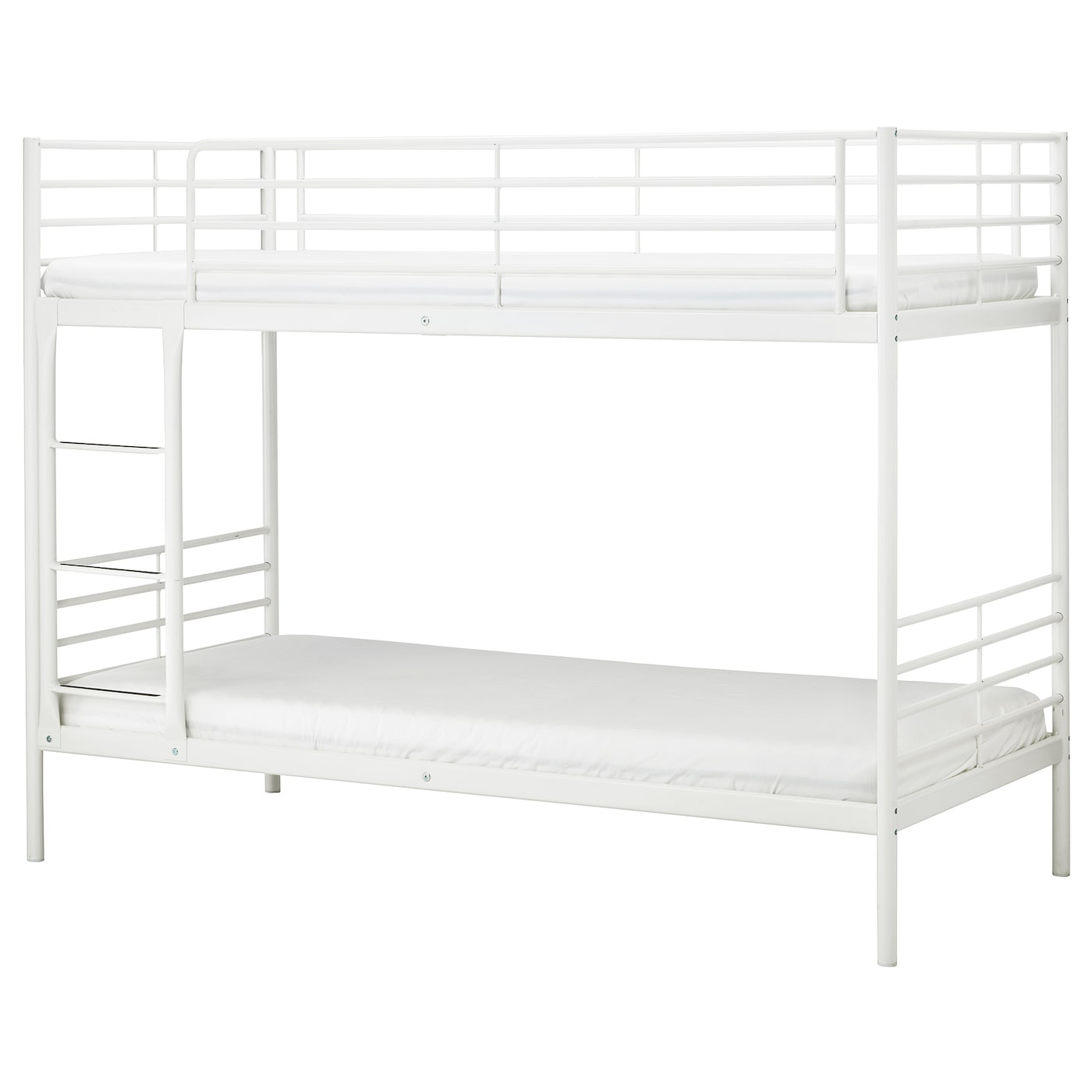 IKEA SVÄRTA bunk bed frame A good solution where space is limited.