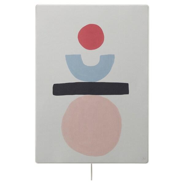 SYMFONISK Panel for picture frame speaker, balance