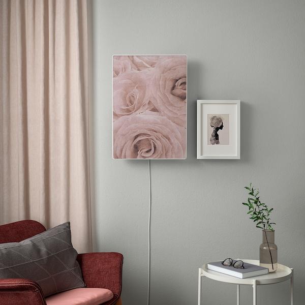 SYMFONISK Panel for picture frame speaker, vintage romance II - fade