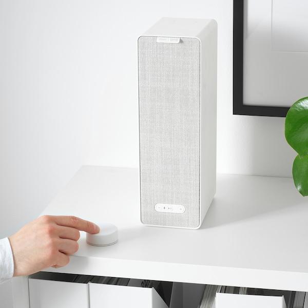 SYMFONISK / TRÅDFRI Gateway kit, sound, white/white