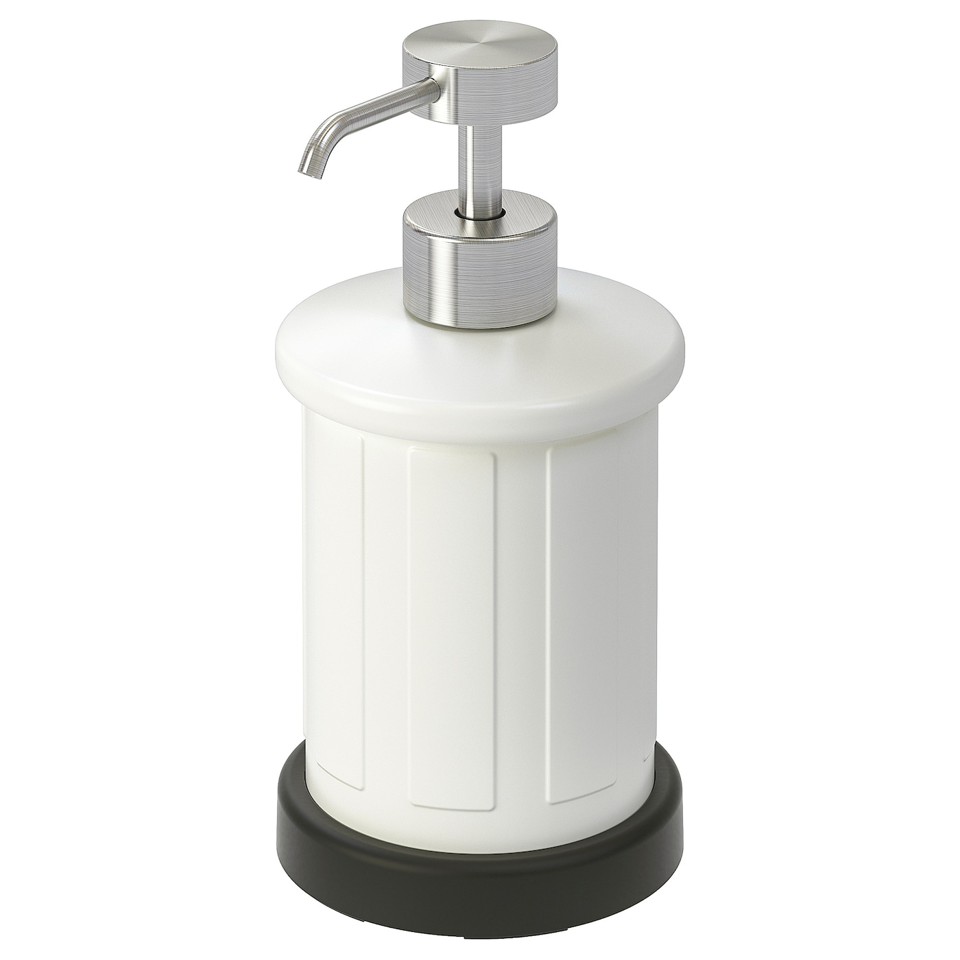 IKEA TOFTAN soap dispenser Easy to fill with your favourite soap.