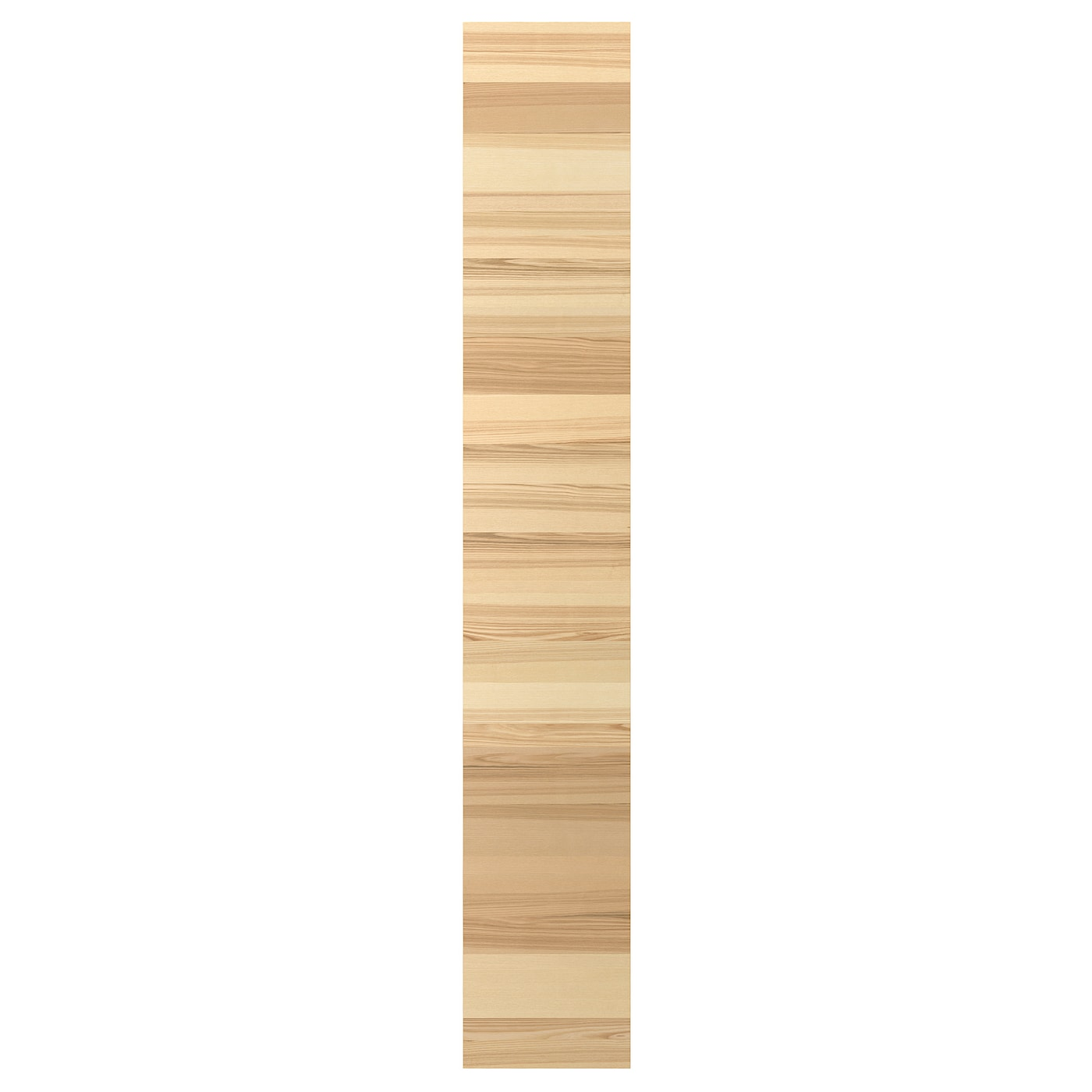IKEA TORHAMN cover panel Visible variations in the wood grain; gives a warm, natural feeling.