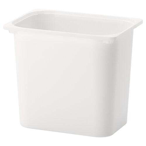 TROFAST storage box white 42 cm 30 cm 36 cm
