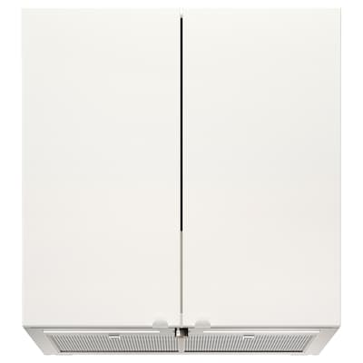 UNDERVERK Built-in extractor hood, stainless steel, 80 cm