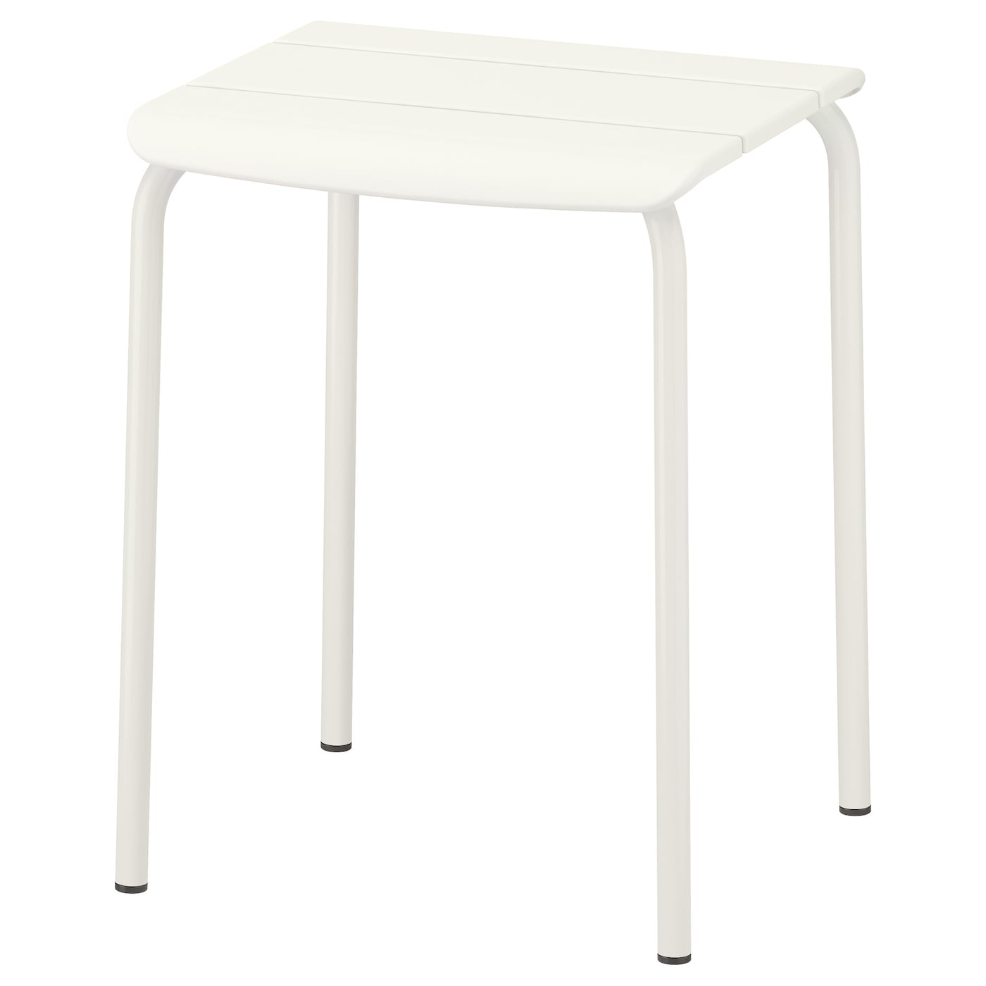 IKEA VÄDDÖ stool, outdoor Easy to keep clean – just wipe with a damp cloth.