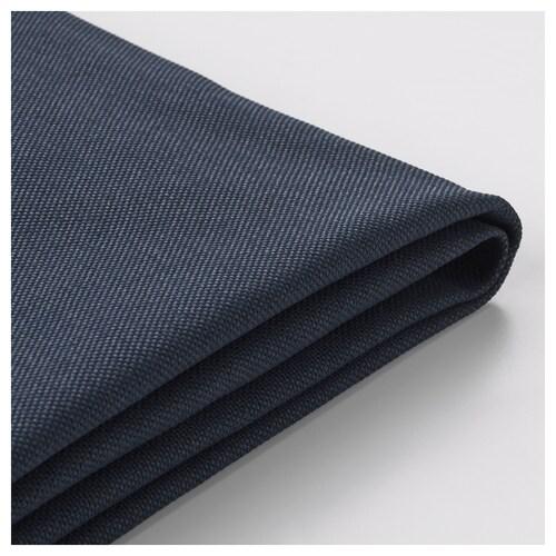 VIMLE cover for chaise longue section Orrsta black-blue