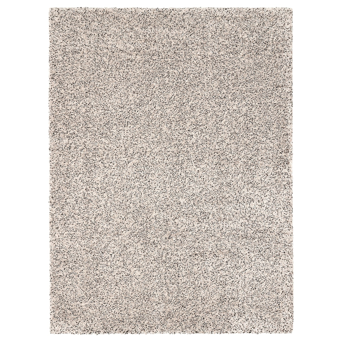 Vindum Rug High Pile White 200 X 270 Cm Ikea