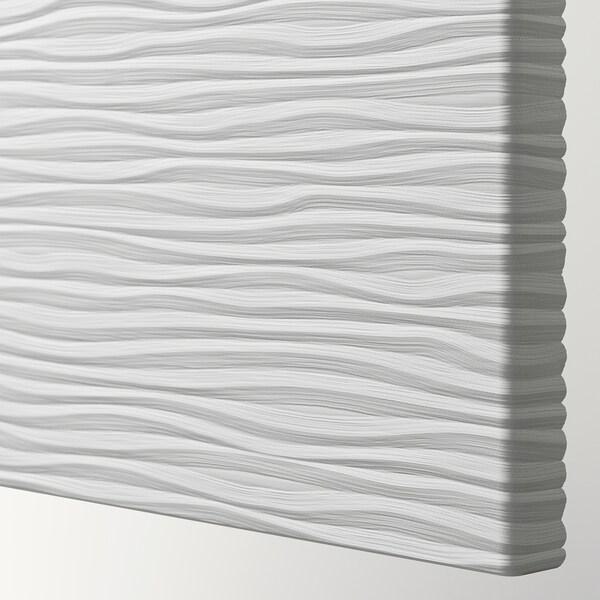 VINTERBRO Door, white, 50x229 cm