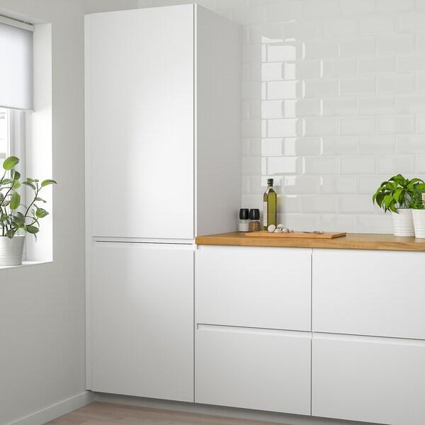 VOXTORP Door, matt white, 40x120 cm