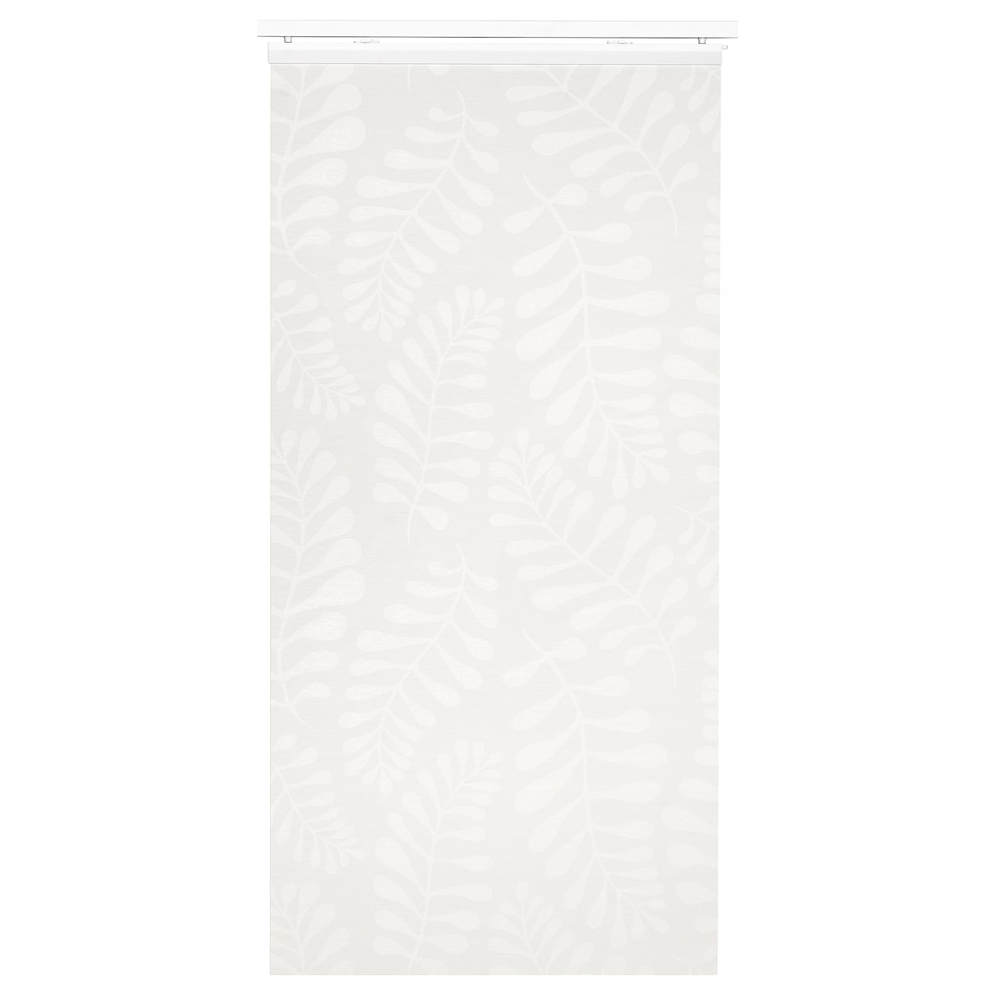 IKEA YRLA panel curtain You can cut the panel curtain to the desired length without hemming it.