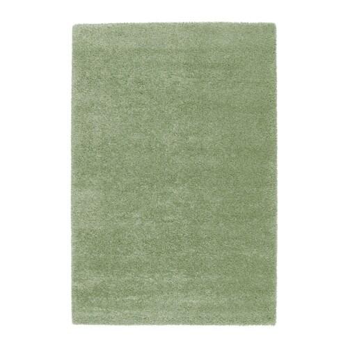 Dum alfombra pelo largo 133x195 cm ikea - Alfombra verde ikea ...