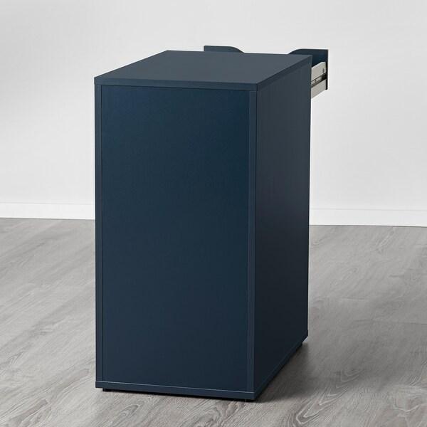 ALEX Cajonera, azul, 36x70 cm
