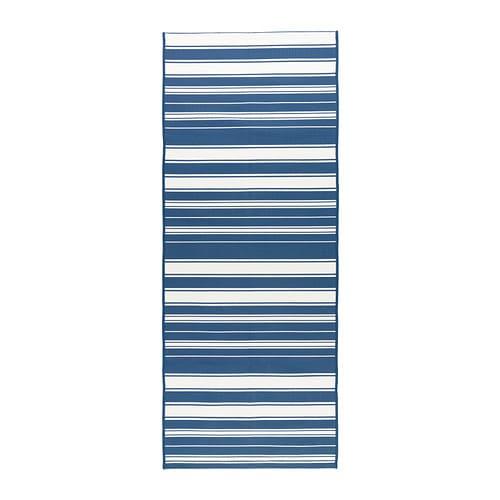 Alslev alfombra 80x200 cm ikea for Ikea alfombra azul