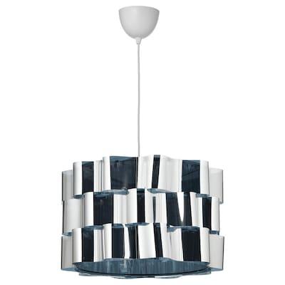 ÄLVSTARR / HEMMA Lámpara de techo, efecto cromado, 51 cm