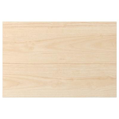 ASKERSUND Frente de cajón, efecto fresno claro, 60x40 cm