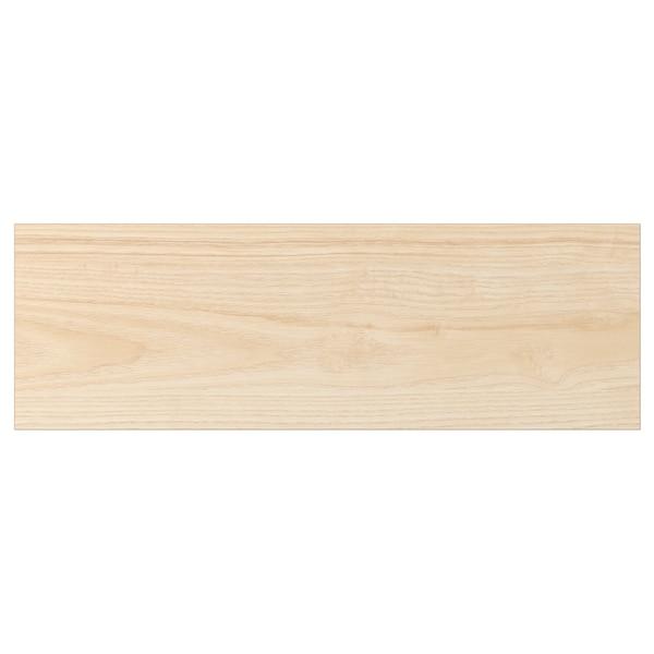 ASKERSUND Frente de cajón, efecto fresno claro, 60x20 cm