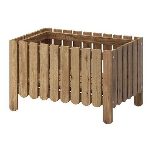 Jardineras madera ikea images - Jardineras de madera ikea ...