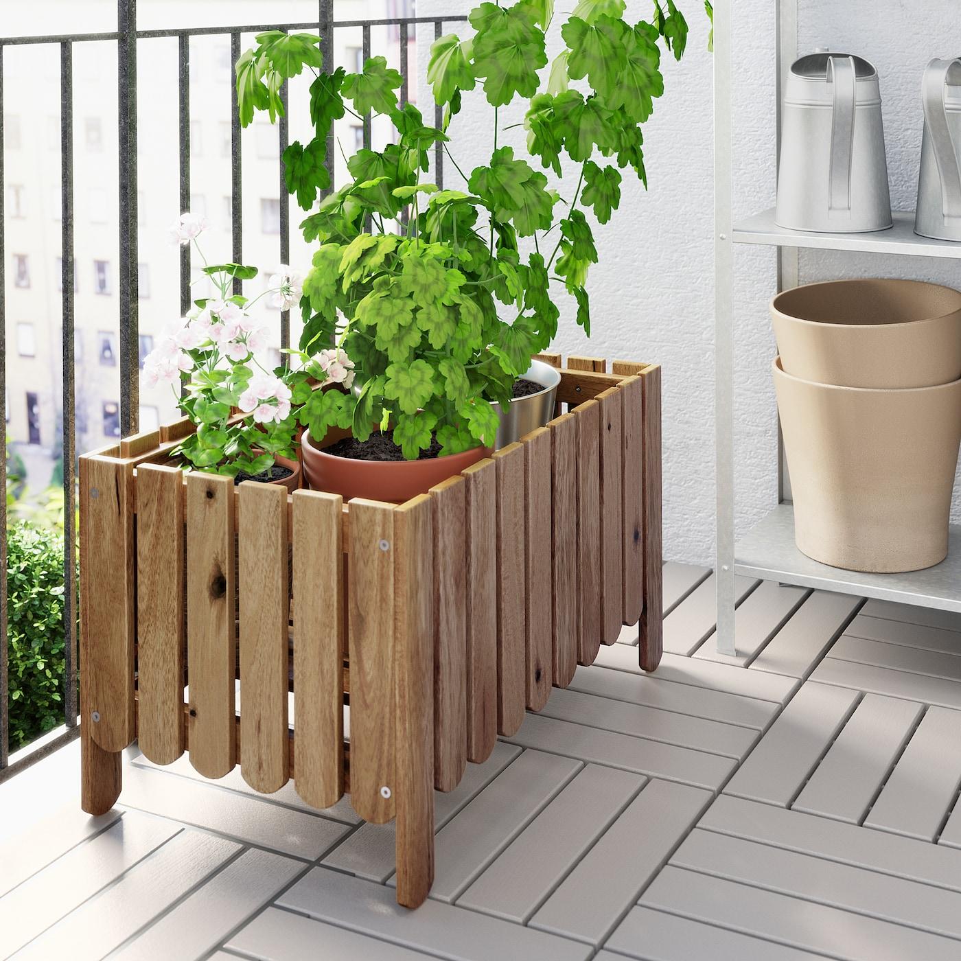 jardineras de plastico ikea