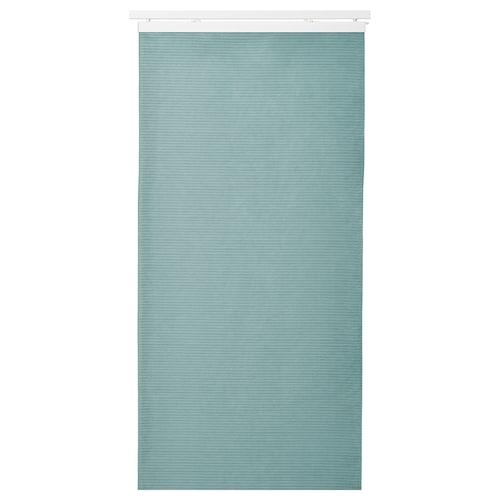 BACKSILJA panel japonés azul grisáceo 300 cm 60 cm 0.56 kg 1.80 m² 1 unidades