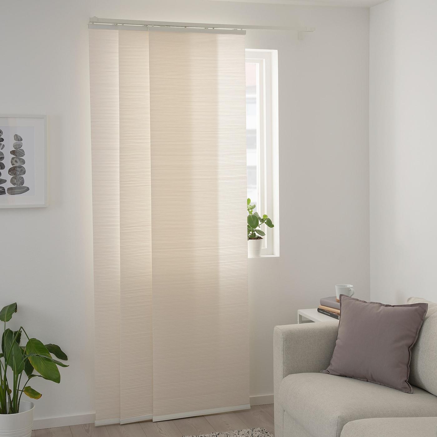 Backsilja Panel Japonés Blanco Ikea