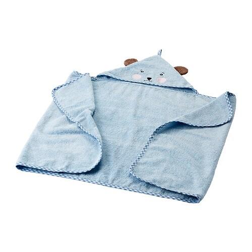 Badet toalla para ni o con capucha ikea - Toallas de bano ikea ...