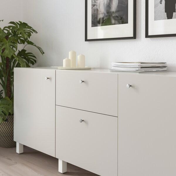 BAGGANÄS Pomo, ac inox, 21 mm