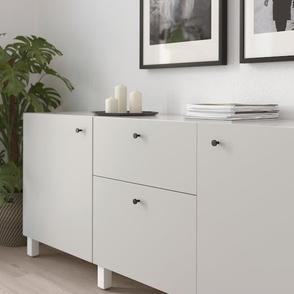 BAGGANÄS Pomo, negro, 21 mm