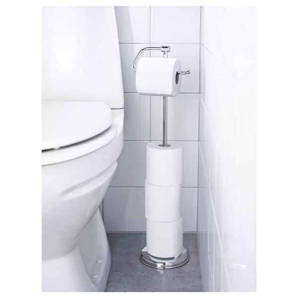 ikea porta rollo papel higienico con escobilla