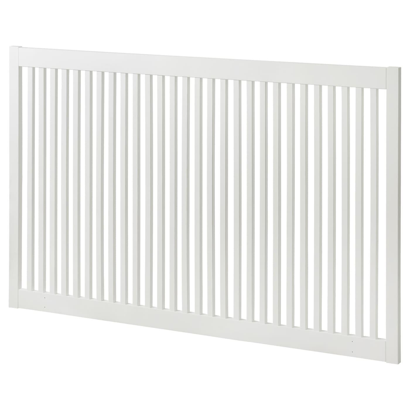 Bardu Cabecero Blanco 160 Cm Ikea