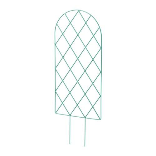 Bars macetero con tutor verde claro ikea for Ikea maceteros exterior