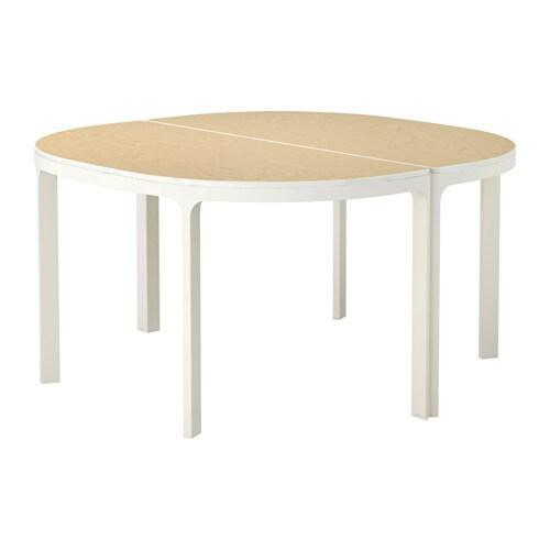 bekant mesa de reuniones chapa abedul blanco ikea
