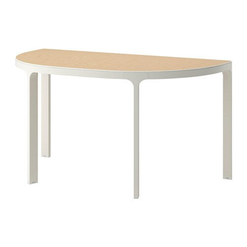 bekant mesa de reuniones chapa abedul blanco ikea. Black Bedroom Furniture Sets. Home Design Ideas