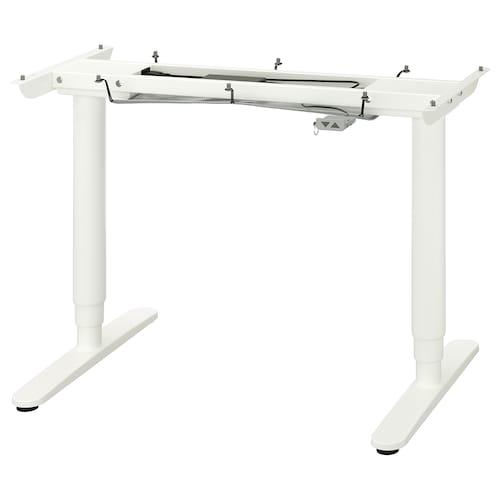 BEKANT base reg p/tab blanco 64 cm 106 cm 120 cm 80 cm 63 cm 123 cm 70 kg