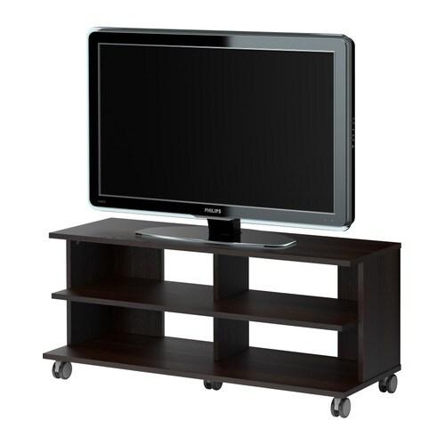 BENNO Mueble TV con ruedas Más ofertas en IKEA Incluye ruedas que