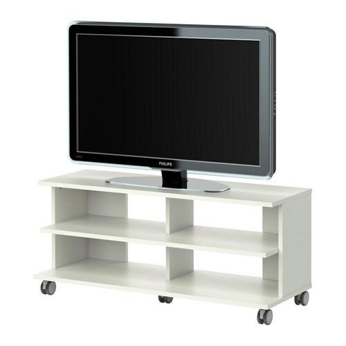 Productos para el sal n sof s mesas de centro e ideas for Mesa tv con ruedas ikea