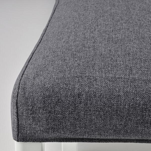 BERGMUND Funda para silla, Gunnared gris