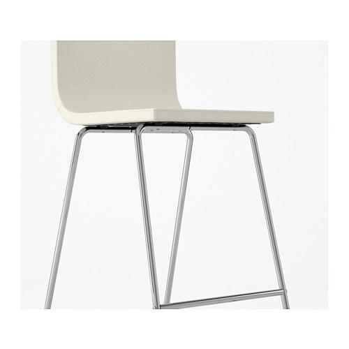 BERNHARD Taburete alto - IKEA