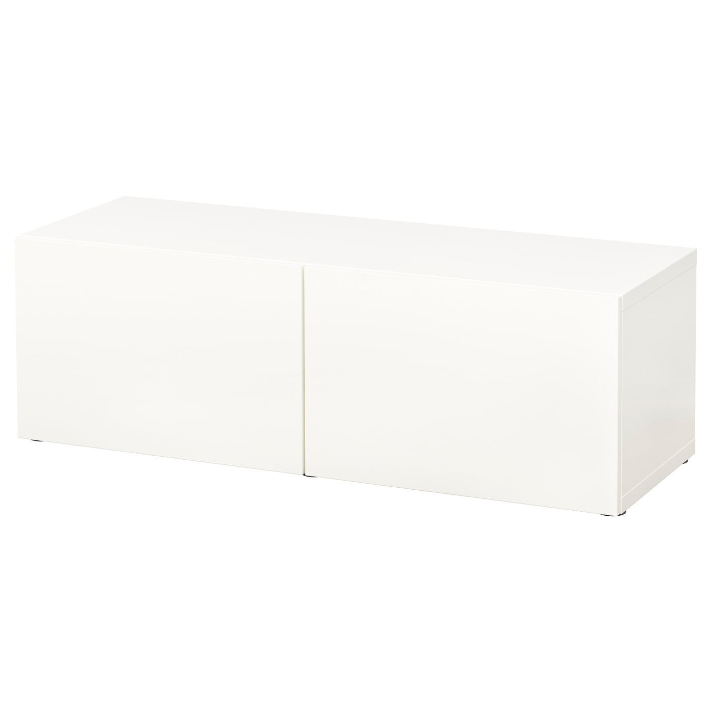 Best estanter a con puertas lappviken blanco 120 x 40 x 38 cm ikea - Estanterias besta ikea ...