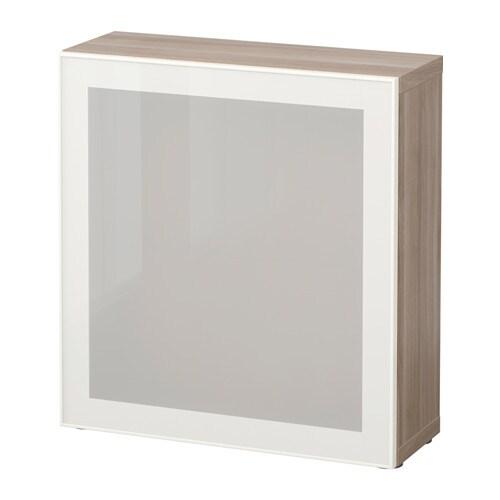 BESTÅ Estante con puerta de vidrio IKEA