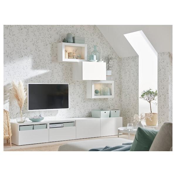 BESTÅ Estructura, blanco, 60x20x38 cm