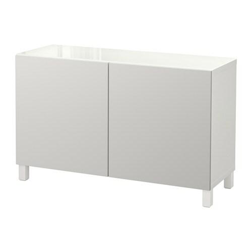 Best mueble de sal n con almacenaje blanco lappviken for Mueble ikea salon
