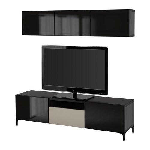 Best mueble tv con almacenaje ikea for Mueble tv ikea