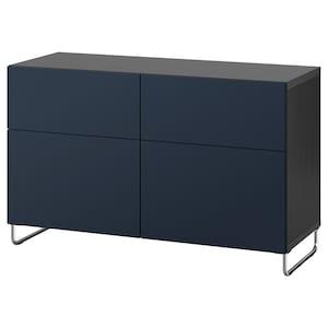 Color: Negro-marrón/notviken/sularp azul.