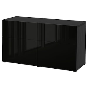 Color: Negro-marrón/selsviken alto brillo/negro.