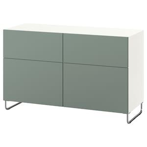 Color: Blanco/notviken/sularp verde grisáceo.
