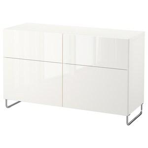 Color: Blanco/selsviken/sularp alto brillo/blanco.