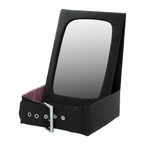 Betrakta espejo de mesa contenedor ikea for Specchio da tavolo ikea
