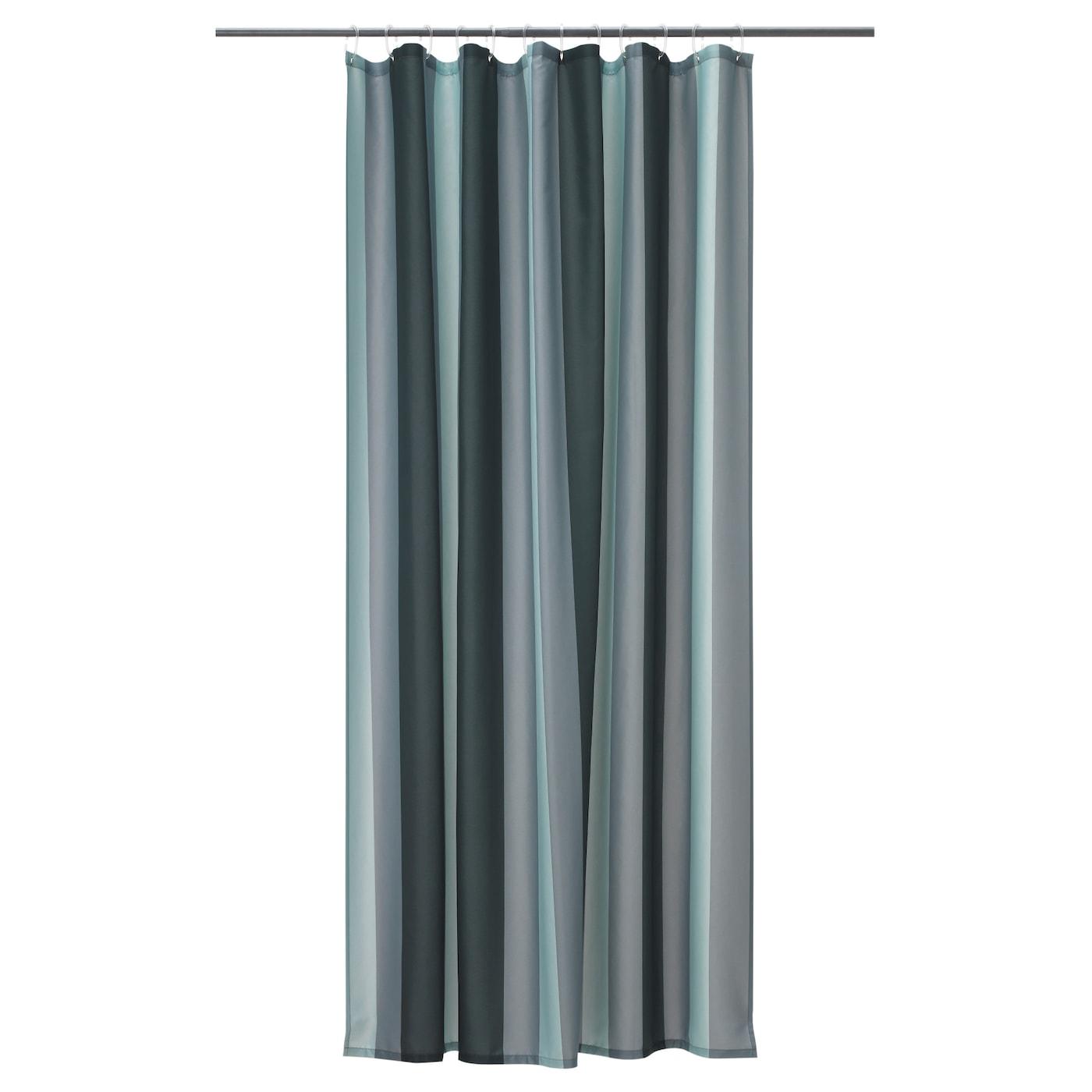 Cortinas de ducha textil para el hogar compra online ikea - Cortina ducha ikea ...
