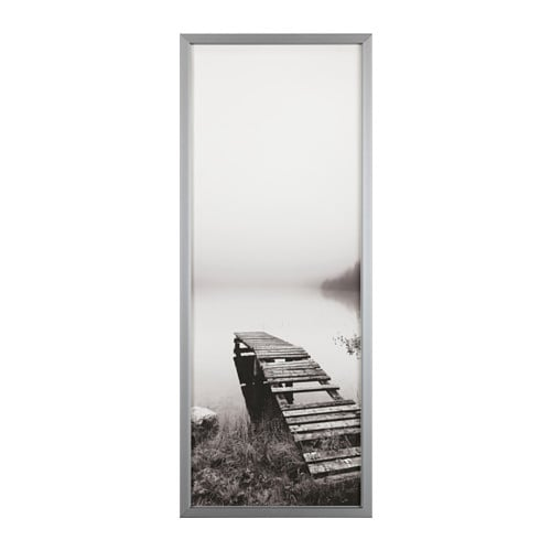 Bj rksta imagen marco color de aluminio ikea - Marcos de ikea ...
