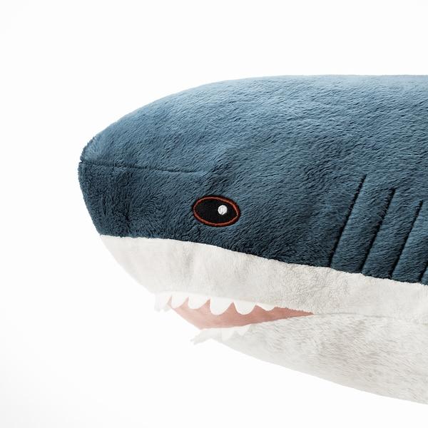 BLÅHAJ Peluche, tiburón, 100 cm